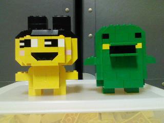 レゴでたまごっち